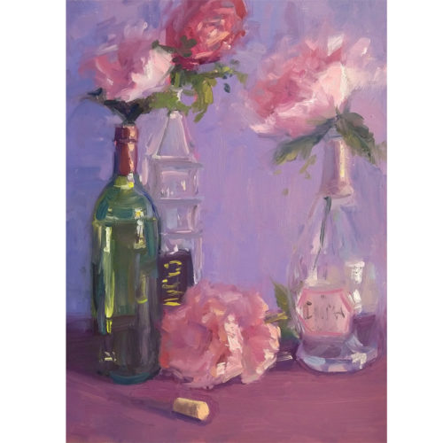 Sellers_Bottles and Blooms